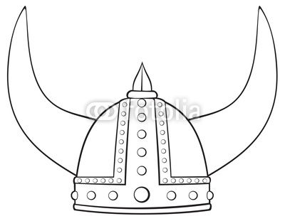 Simple viking helmet clipart clip freeuse stock Viking Helmet | art ideas | Viking helmet, Helmet tattoo ... clip freeuse stock