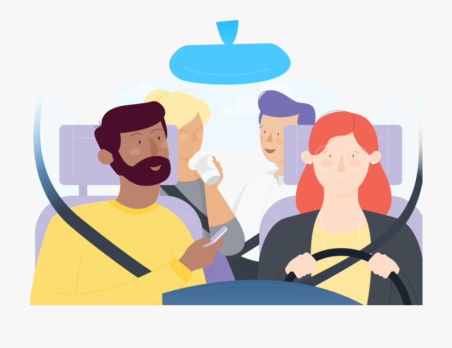 Simplify clipart graphic freeuse stock Simplify Commuting By Reinventing Mobility - Carpooling ... graphic freeuse stock