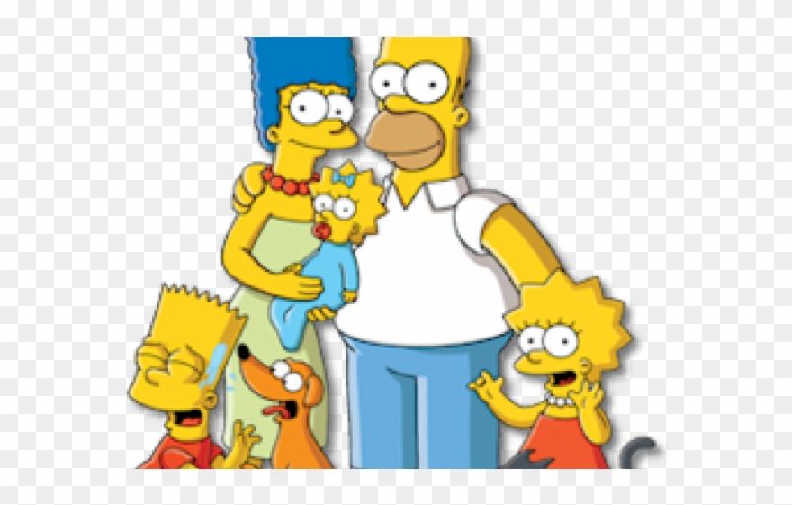 Simpsons clipart for presentations graphic transparent download The Simpsons Clipart Simpsons Family - Simpsons Family - Png ... graphic transparent download