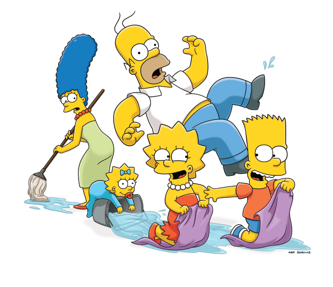 Simpson family clipart png free library Simpson family | Simpsons Wiki | FANDOM powered by Wikia png free library