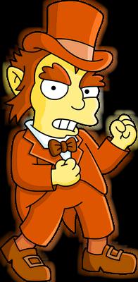 Simpson-s leprechaun clipart clip download Northern Irish Leprechaun | Simpsons Wiki | FANDOM powered ... clip download