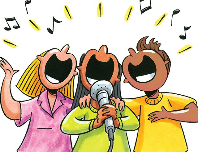 Sing along clipart transparent download Sing along clipart 5 » Clipart Portal transparent download