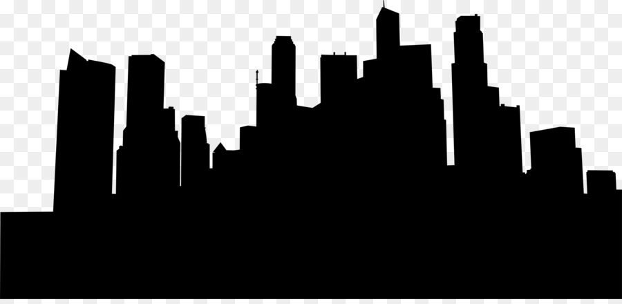 Singapore skyline silhouette clipart jpg download City Skyline Silhouette jpg download