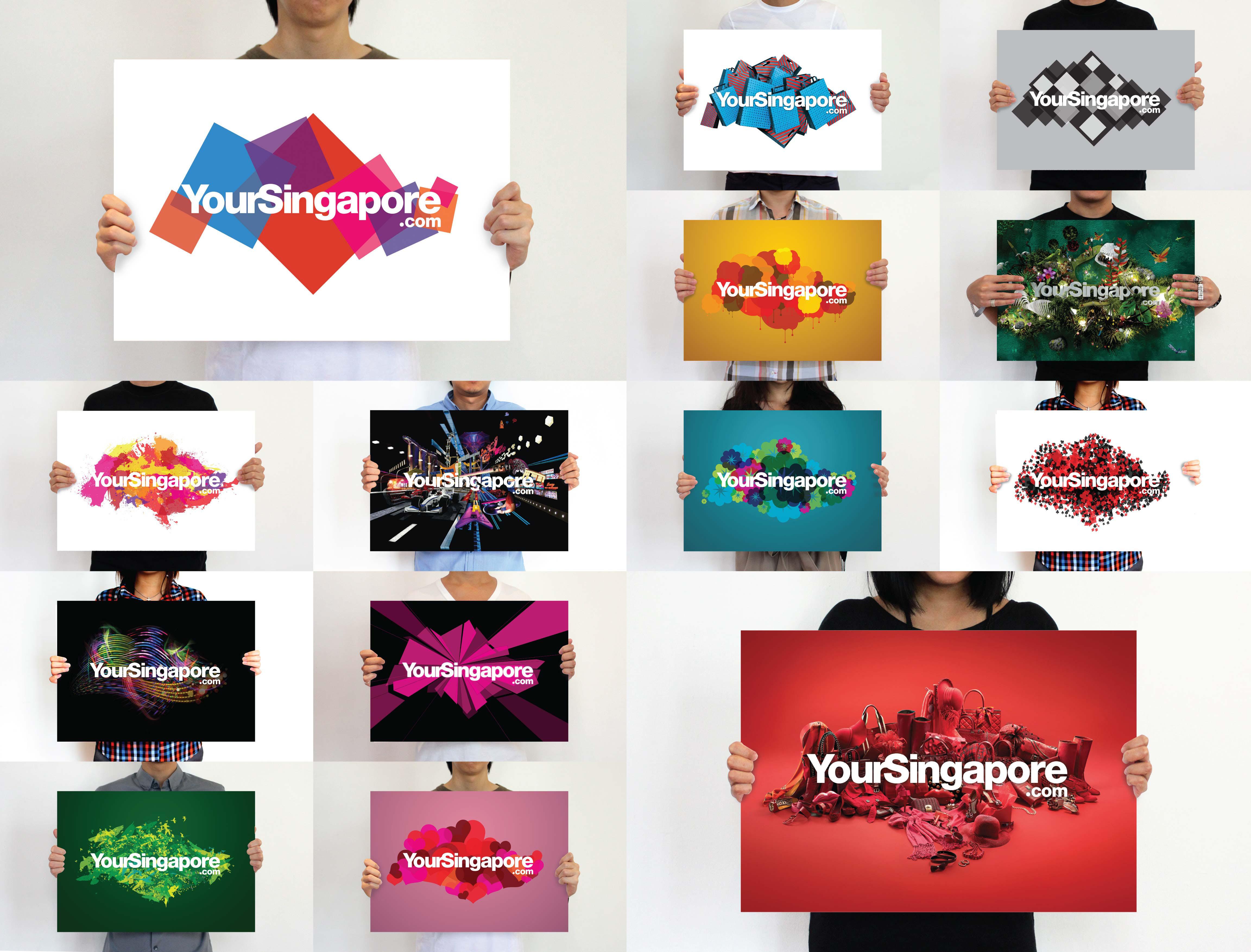 Singapore tourism board logo clipart clip free Your Singapore.com - The Inspiration Room clip free