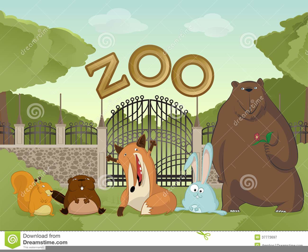 Singapore zoo clipart vector freeuse download Zoo Clipart singapore zoo 19 - 600 X 492 Free Clip Art stock ... vector freeuse download