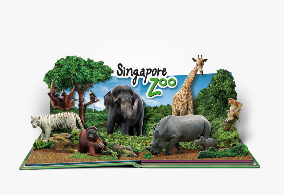 Singapore zoo clipart jpg black and white library Use Our Handy Itinerary Planner To Help You Plan The ... jpg black and white library