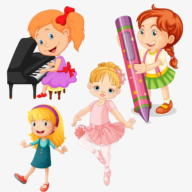 Singing and dancing clipart clip Kids singing and dancing clipart 7 » Clipart Portal clip