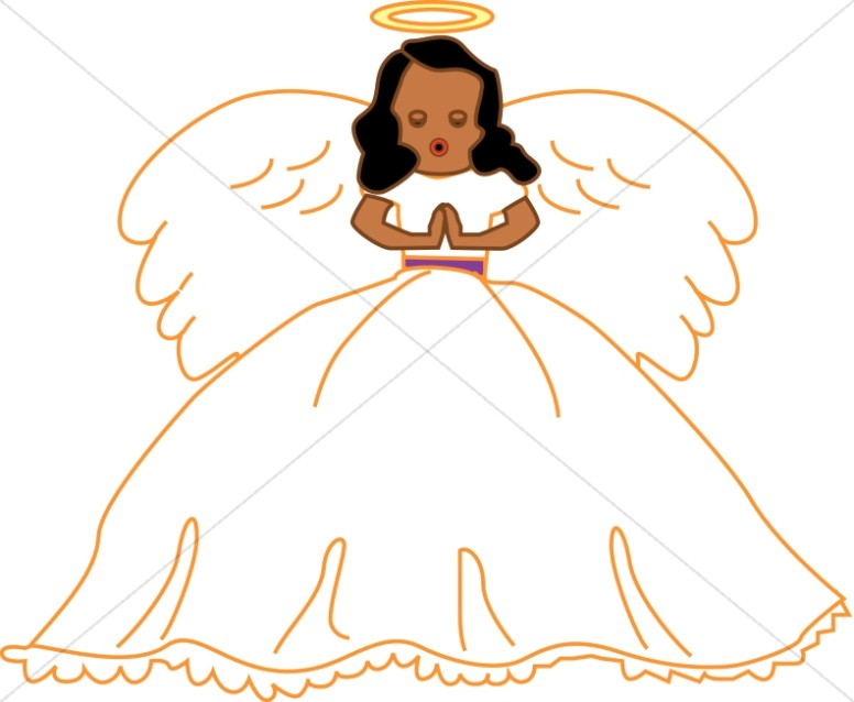 Singing angel clipart vector royalty free download Angel Singing Clipart | Angel Clipart vector royalty free download