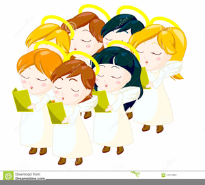 Singing angel clipart clip library Free Clipart Angels Singing | Free Images at Clker.com ... clip library