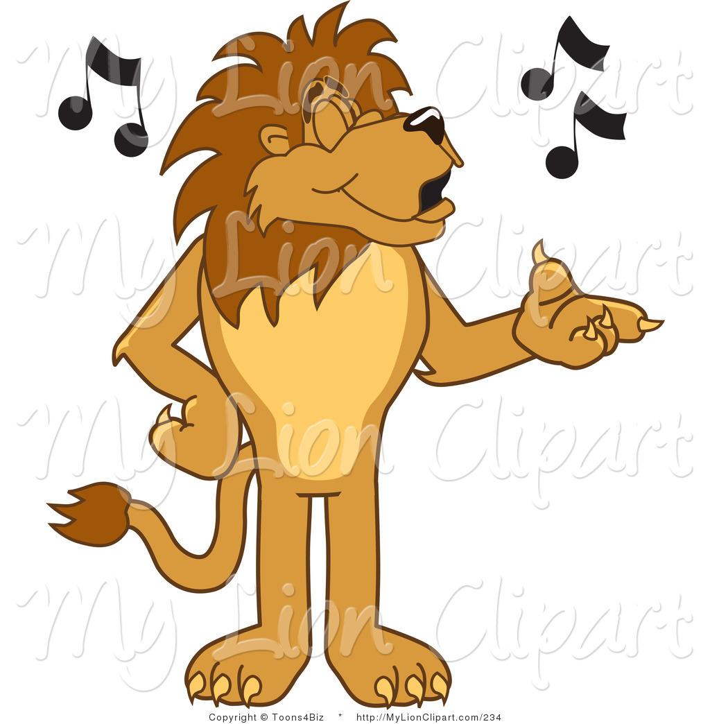 Singing clipart lion graphic transparent download Lions Clipart | Free download best Lions Clipart on ... graphic transparent download