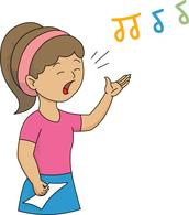 Singing girl images clipart picture transparent download Free Singer Cliparts, Download Free Clip Art, Free Clip Art ... picture transparent download