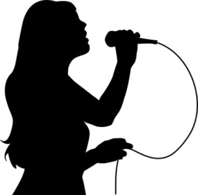 Singing girl images clipart jpg royalty free stock Free Singer Cliparts, Download Free Clip Art, Free Clip Art ... jpg royalty free stock