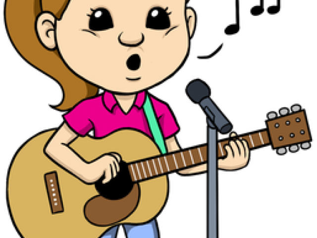 Singing in the car clipart clipart transparent stock Singer Clipart - Free Clipart on Dumielauxepices.net clipart transparent stock