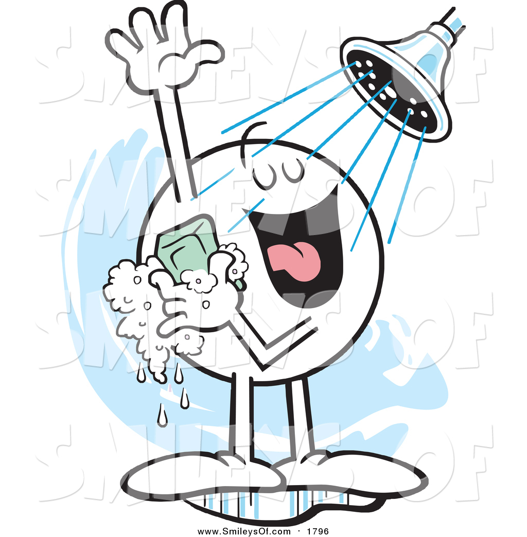 Singing in the shower clipart png black and white 49+ Showering Clipart | ClipartLook png black and white