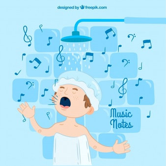 Singing in the shower clipart jpg free stock Shower Vectors, Photos and PSD files | Free Download jpg free stock