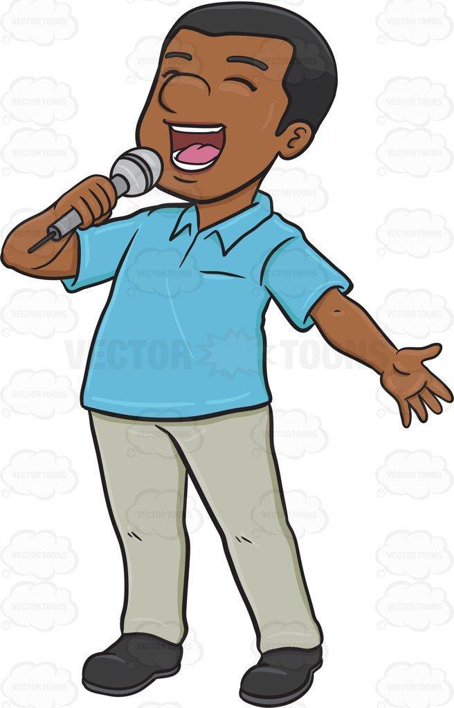 Singing man clipart jpg free stock Man singing clipart 6 » Clipart Portal jpg free stock