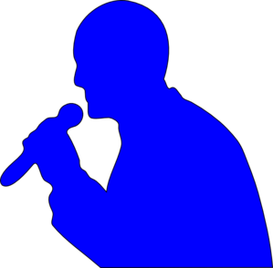 Singing man clipart png stock Singing Man Clip Art at Clker.com - vector clip art online ... png stock