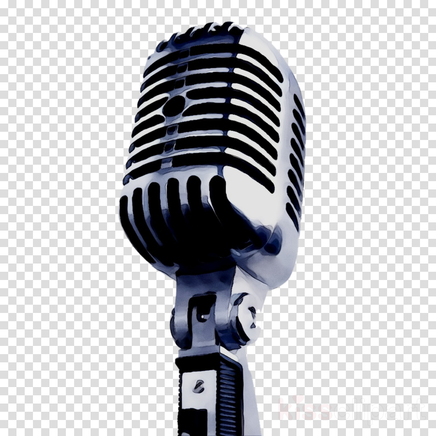 Singing mic clipart clip black and white Singing Cartoon clipart - Microphone, Music, Singer ... clip black and white