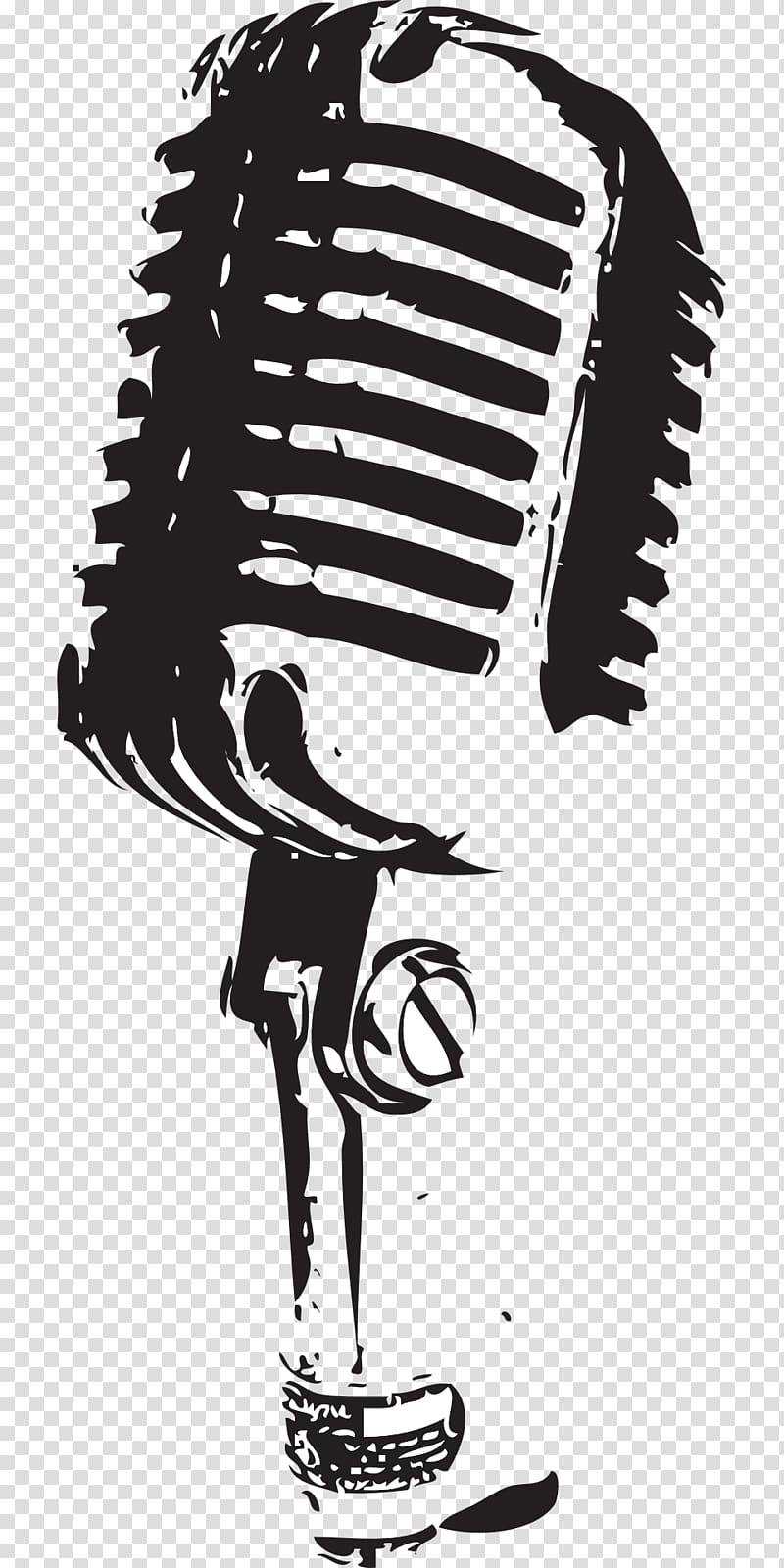 Singing mic clipart clipart free library Microphone graphics Drawing , microphone transparent ... clipart free library