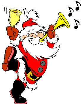 Singing santa clipart free clip library Santa Singing Cliparts - Cliparts Zone clip library