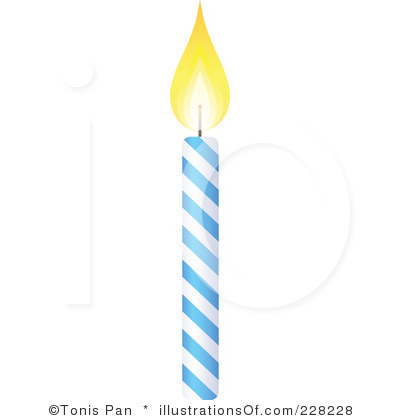 Single birthday candle clipart jpg royalty free stock Birthday Candle Clipart - Clipart Kid jpg royalty free stock