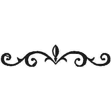 Single border clipart stock Clip art single line borders - Clip Art Library stock