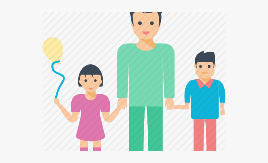 Single parent family clipart vector library Single Parent Family Clipart #666731 - Free Cliparts on ... vector library
