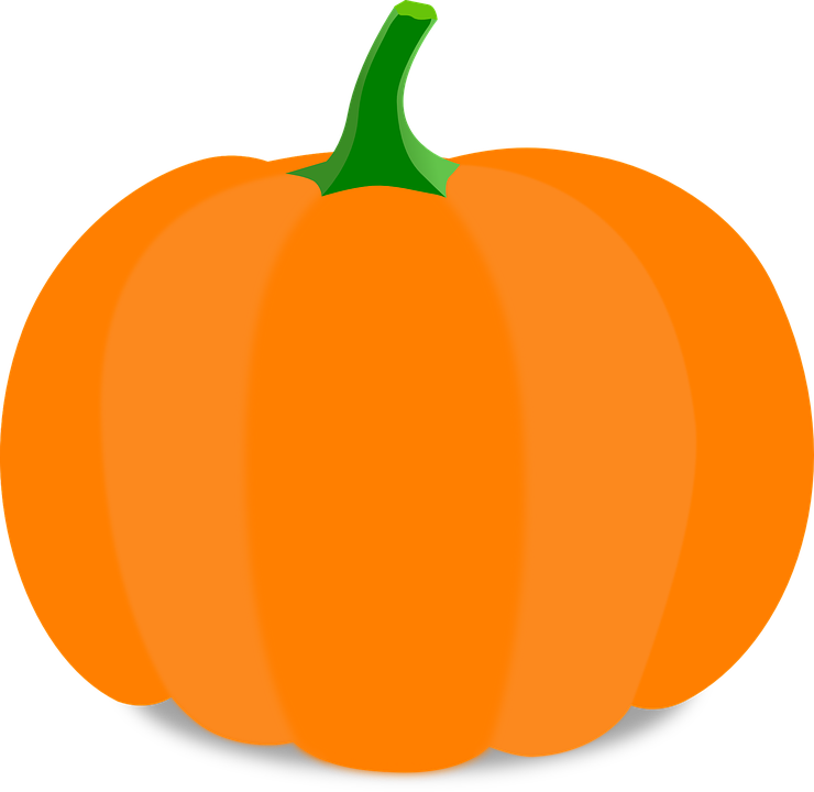 Single pumpkin clipart image black and white download October Images | Free download best October Images on ClipArtMag.com image black and white download