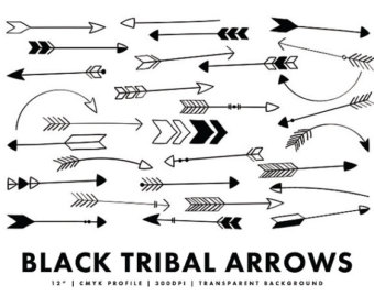 Single tribal arrow clipart clip freeuse download Aztec tribal arrow clipart - ClipartFest clip freeuse download