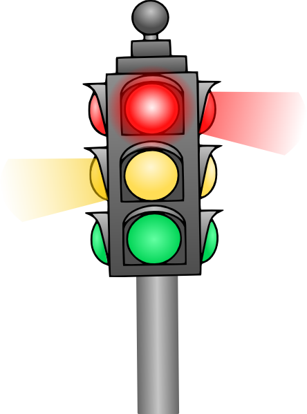 Singnaling clipart picture free stock Traffic signal clipart 3 » Clipart Station picture free stock