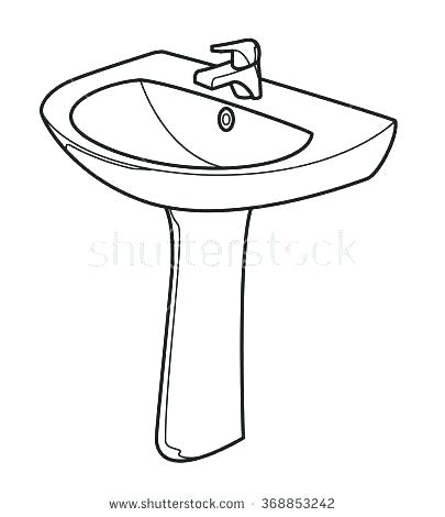 Sink and float clipart black and white graphic freeuse library sink clipart black and white – rsaminfotech.co graphic freeuse library