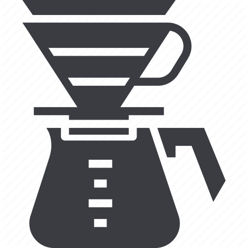 Siphon brewing clipart picture black and white stock \'Coffee Shop and Brewing Glyph Set\' by Kucingklawu Std. picture black and white stock