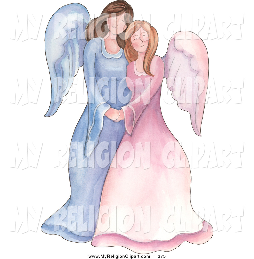 Sisters angels cliparts png Sister Angel Cliparts 4 - 1024 X 1044 - Making-The-Web.com png