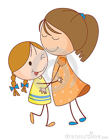 Sisters clipart free vector Sisters clipart free 3 » Clipart Station vector