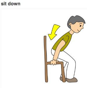 Sit down clipart png freeuse Sit down clipart » Clipart Station png freeuse