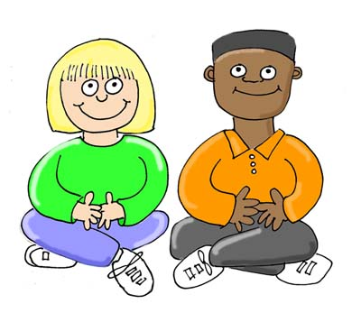 Sit with partner on the rug clipart image transparent library Sit on carpet clipart – Gclipart.com image transparent library