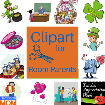 Site ptotoday com clipart clip library Clipart for Room Parents - PTO Today clip library
