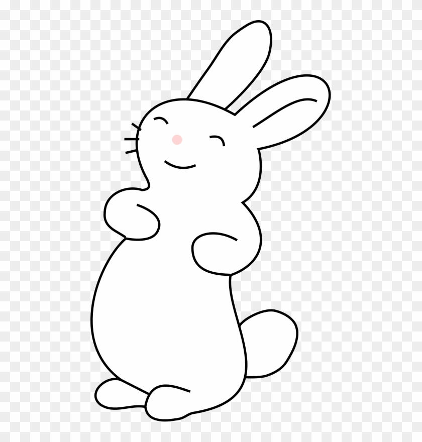 Sitting bunny clipart clipart stock Easter Bunny Clipart Cute - Sitting Rabbit Clip Art, HD Png ... clipart stock