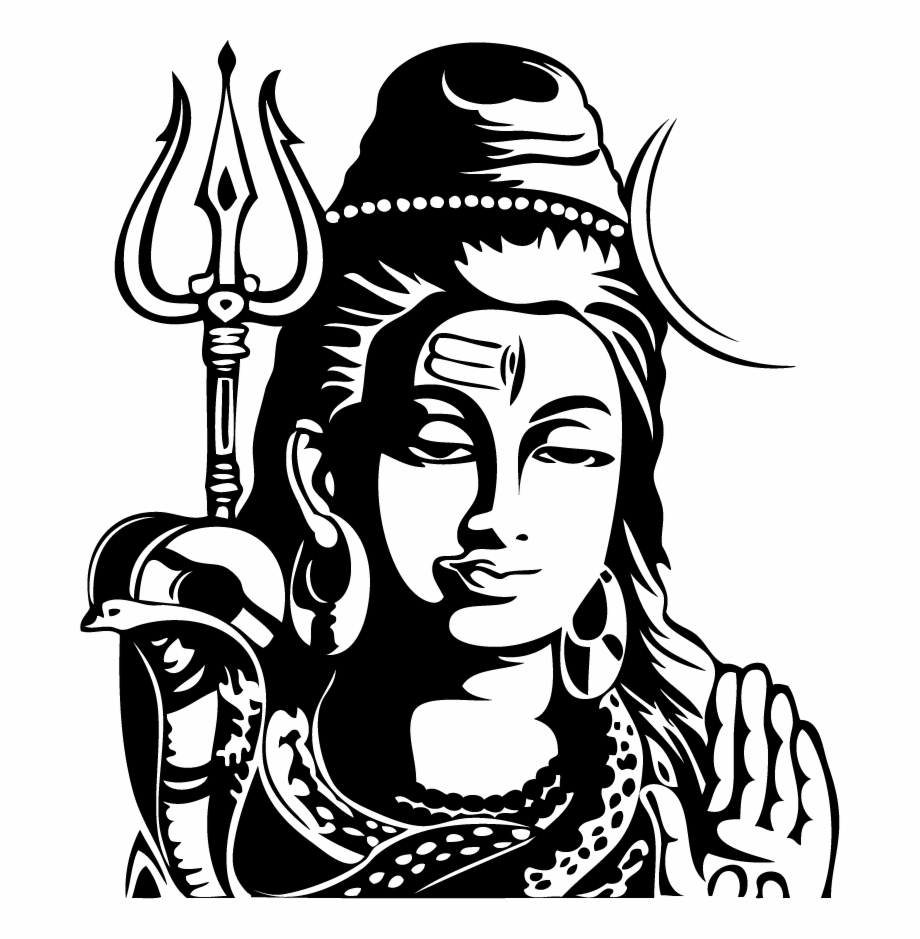 Siva clipart pictures image black and white library 760 X 859 4 0 Lord Shiva Clipart - Clip Art Library image black and white library