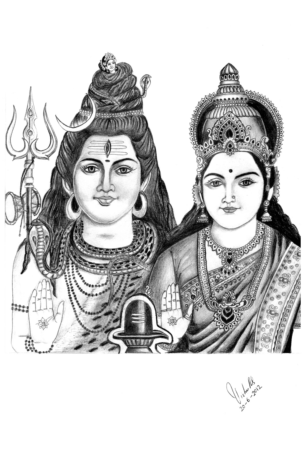 Siva clipart pictures jpg free library Shiva parvati clipart » Clipart Station jpg free library
