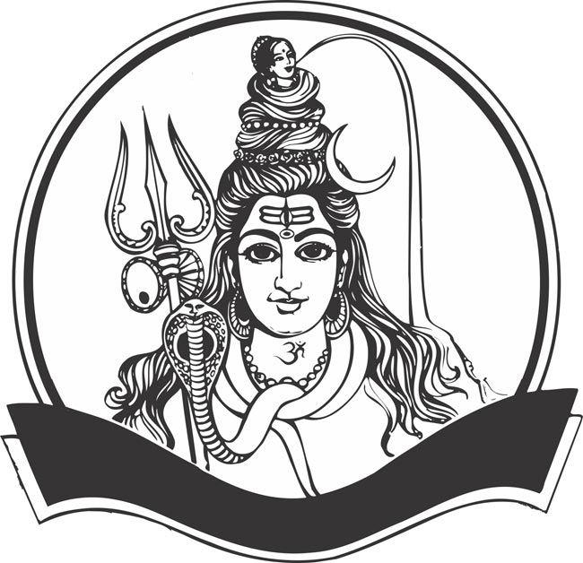 Lord shiva clipart images hd black and white stock indian hindu god lord annamalaiyar esvara siva clipart ... black and white stock