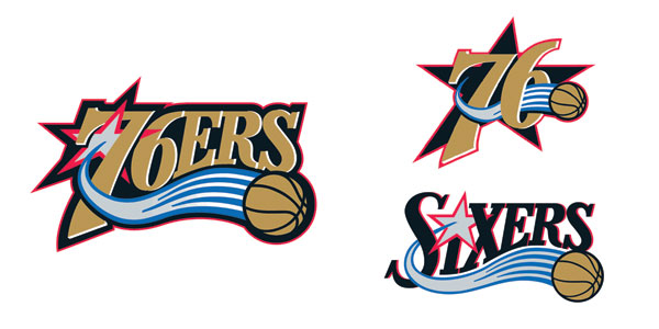 Sixers logo clipart freeuse Michael Weinstein NBA Logo Redesigns: Philadelphia 76ers freeuse