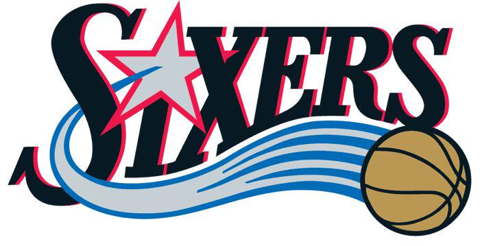 Sixers logo clipart vector freeuse library Philadelphia 76ers on Twitter: \