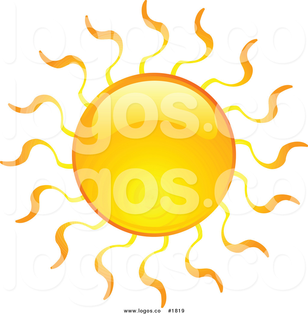 Sizzling hot clipart graphic transparent download Royalty Free Sizzling Orange Hot Summer Sun Design Element ... graphic transparent download