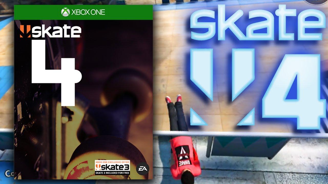 Skate 4 jpg free stock Skate 4 LEAKED - YouTube jpg free stock