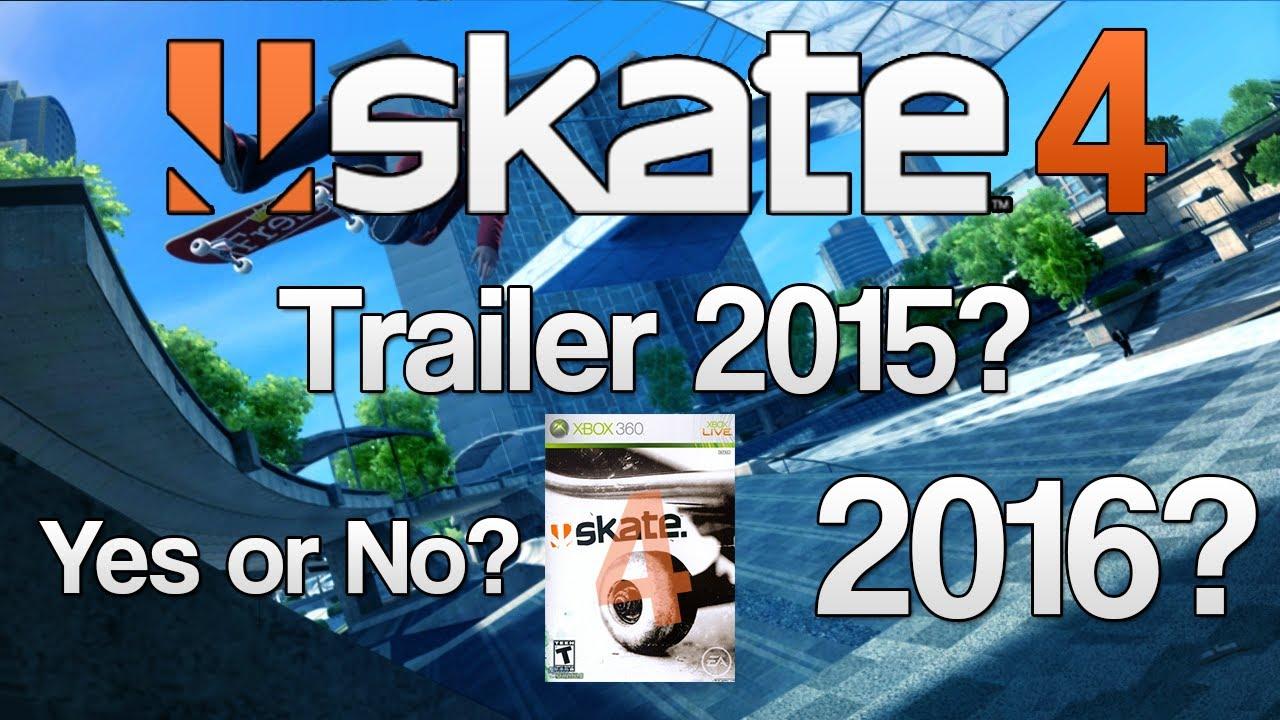 Skate 4 clip freeuse stock Skate 4: 2016