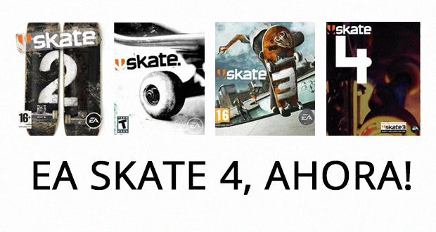 Skate 4 png free download EA tweets about Skate 4, internet shits itself - png free download