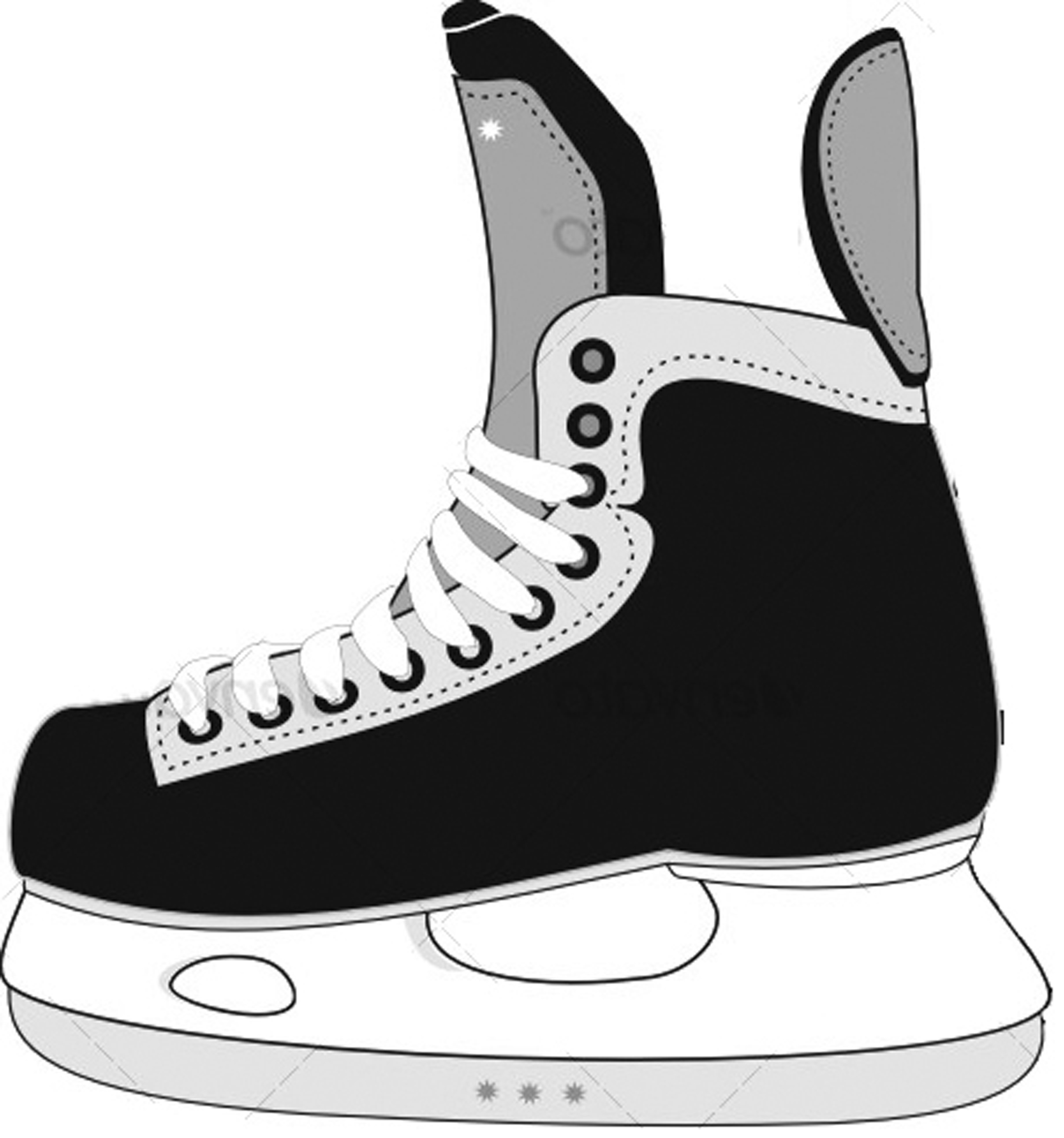 Skate clipart images jpg black and white library Free Skateboarding Cliparts Borders, Download Free Clip Art ... jpg black and white library