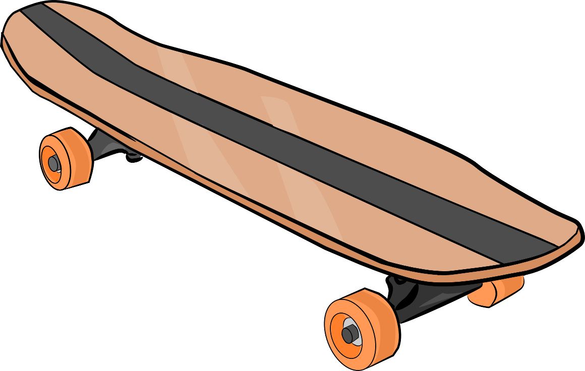 Skateboard clipart images clip art transparent library Free Skateboarding Cliparts, Download Free Clip Art, Free ... clip art transparent library