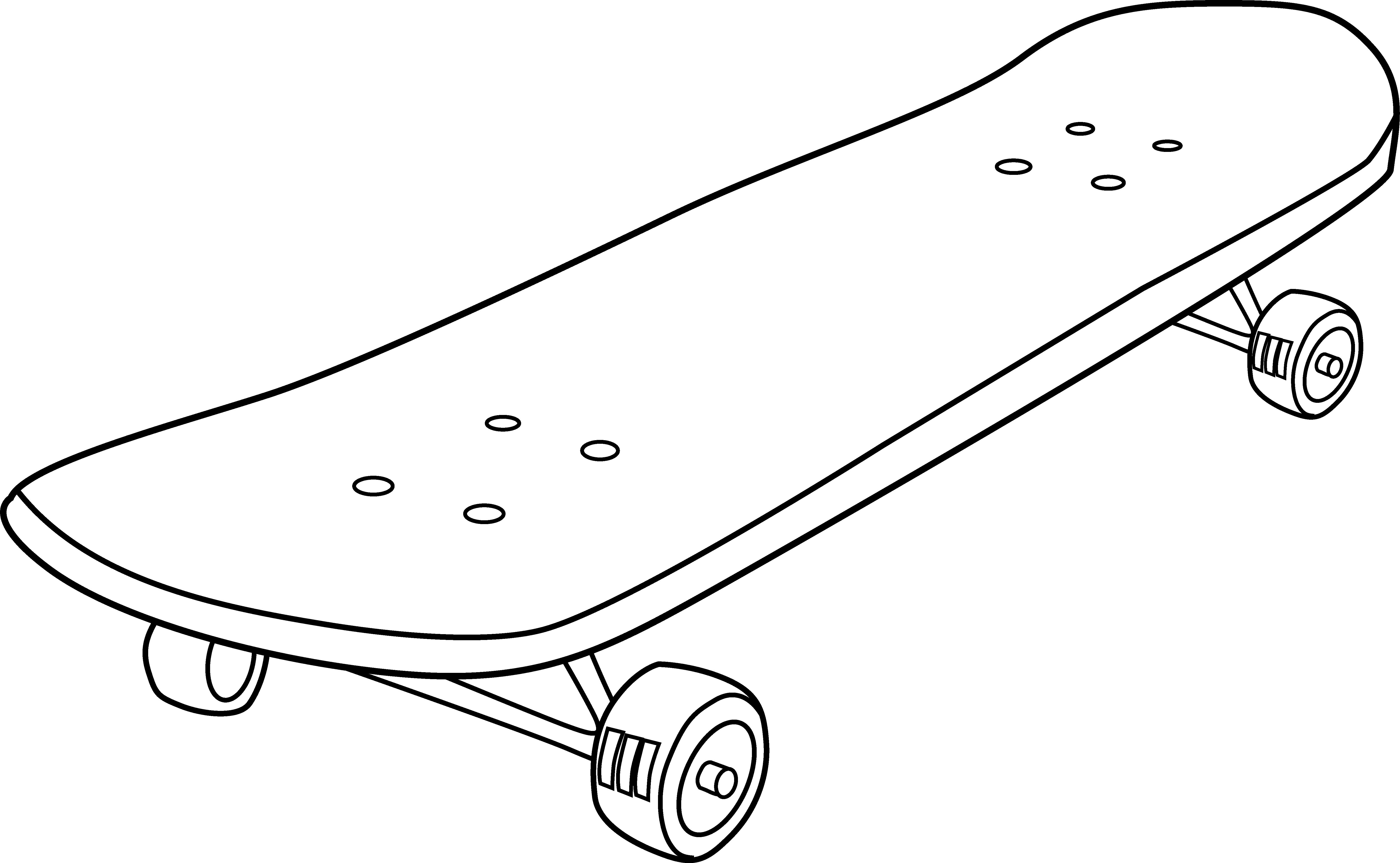 Skateboard designs clipart banner Skateboard clipart 4 - ClipartPost banner